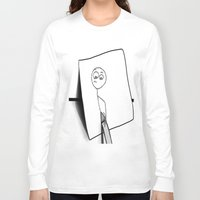 creativity Long Sleeve T-shirts featuring Creativity by ShaylahLeigh