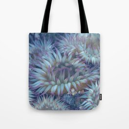 Flowers of the Sea Tote Bag
