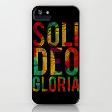 BOLD FOR BOLD- Black Slim Case iPhone (5, 5s)