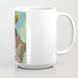 "The Search, 13""x24"" Coffee Mug"