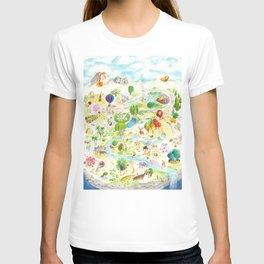 Où est Bibi ? T-shirt