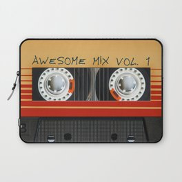 Awesome Mix Cassette Vol.1 Laptop Sleeve
