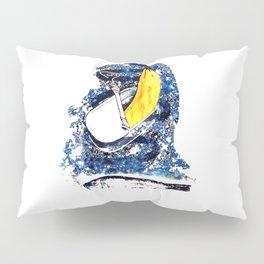 Verdrängungswettbewerb - Kunst Pillow Sham