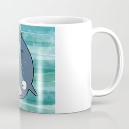 Janice the Whale Shark Coffee Mug