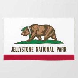 Jellystone National Park  Rug