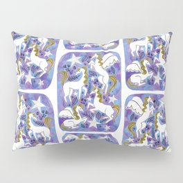 OMG Unicorns Pillow Sham