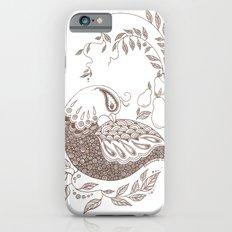Partridge iPhone 6s Slim Case