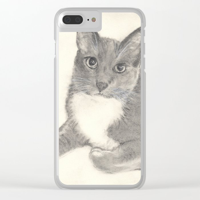 Hampton Clear iPhone Case