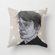 Bowie Throw Pillow