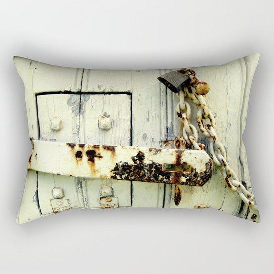 Latched Rectangular Pillow