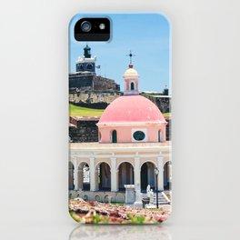 El Morro I iPhone Case