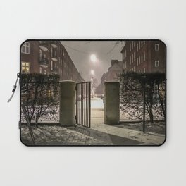 Winter is apparently already here Laptop Sleeve