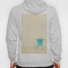 the sound of the outer ocean on the beach ... Hoody