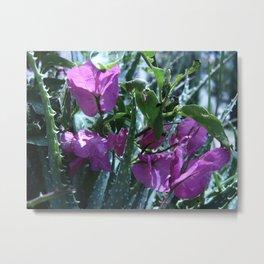 Flowers #11 Metal Print