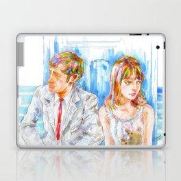 Cinema2 - Pierrot Le Fou Laptop & iPad Skin