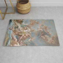 The Triumph of Venus - François Boucher - 1745 Rug