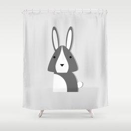 Forest Critter Shower Curtain