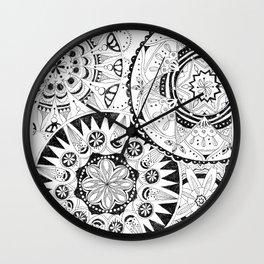 Mandala Series 02 Wall Clock
