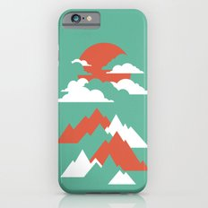 Fall Mountains iPhone 6s Slim Case