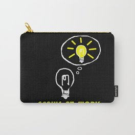 Genius at work  Carry-All Pouch