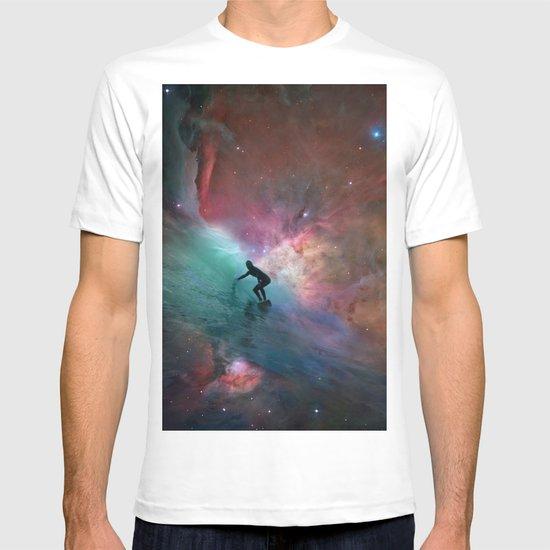 Nebulous Surfing T-shirt