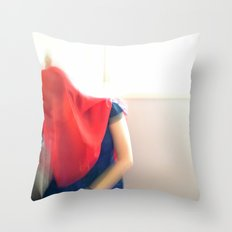 Tear You Down Throw Pillow