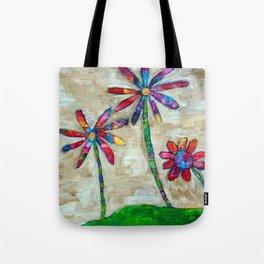 Bloom Trees Tote Bag