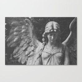 Angel no. 1 Canvas Print