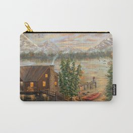 Lake Retreat Carry-All Pouch