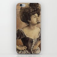 postcard iPhone & iPod Skins featuring ''Postcard'' by Nina Petrova