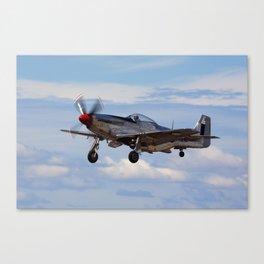 Mustang P15D Canvas Print