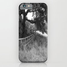 Like A Robert Frost Poem iPhone 6s Slim Case