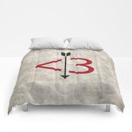 A Typo Love Comforters
