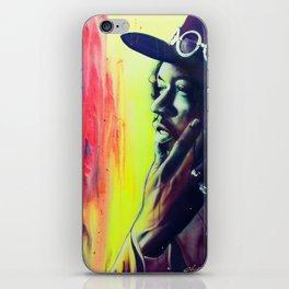 'Gypsy Sun & Rainbows' iPhone Skin