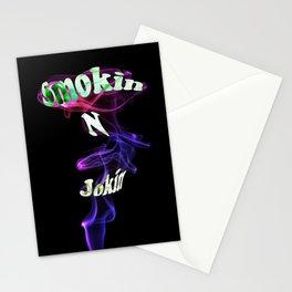 Smokin N Jokin Stationery Cards