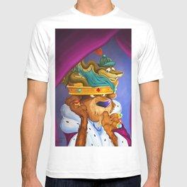 """Prince John & Sir Hiss"" T-shirt"