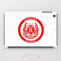 rush iPad Cases featuring Rush by FunnyFaceArt