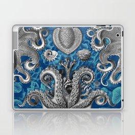 The Kraken (Blue - No Text) Laptop & iPad Skin
