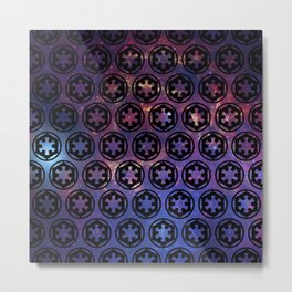 Cosmic Galactic Empire Metal Print
