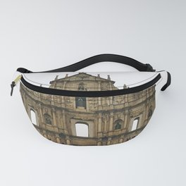Ruins Of St Paul's Fanny Pack