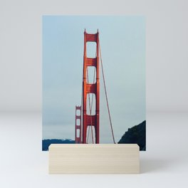 Golden Gate 1 Mini Art Print