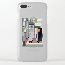 Japan Still Life 001   下北沢 Clear iPhone Case