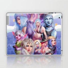 ADC Girlies Laptop & iPad Skin