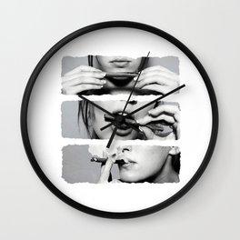 hashish Wall Clock