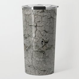 Old Brittle Wall Travel Mug