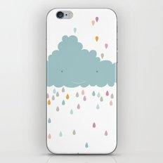 happy cloud iPhone & iPod Skin