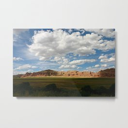 View from my car Metal Print
