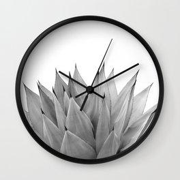 Agave Vibes #10 #tropical #decor #art #society6 Wall Clock