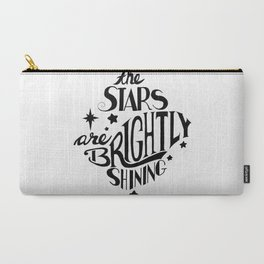 The Stars are Brightly Shining Carry-All Pouch