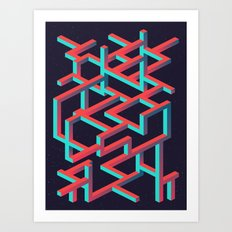 AVANT Art Print